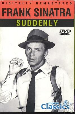 SUDDENLY (1954) - DVD