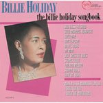 BILLIE HOLIDAY - The Billie Holiday Songbook (1985) - Cassette Tape