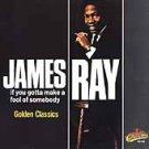 JAMES RAY - Golden Classics (1994) - Cassette Tape