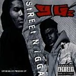 YG'Z - Street Nigga [EP] [PA] (1993) - CD