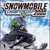 SNOWMOBILE CHAMPIONSHIP by Atari - CD-ROM