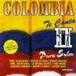 VARIOS ARTISTAS - Colombia Te Canta II: Pure Salsa (1996) - CD