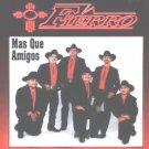 FIERRO - Mas Que Amigos (1996) - CD