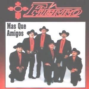 FIERRO - Mas Que Amigos (1996) - CD