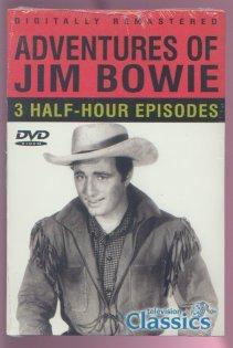 ADVENTURES OF JIM BOWIE VOL 1 (1956) - DVD