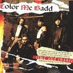 COLOR ME BADD - Time And Chance (1993) - CD