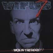 VIRUS 7 - Sick In The Head (2000) - CD