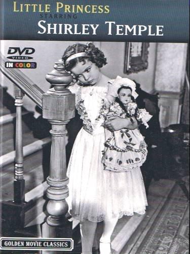 LITTLE PRINCESS - Shirley Temple (1939) - DVD