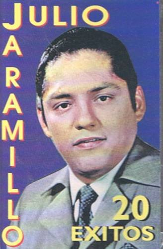 JULIO JARAMILLO - 20 Exitos - Cassette Tape
