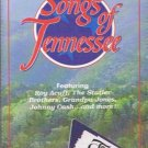 SONGS OF TENNESSEE - Various Artist (1994) - Cassette Tape