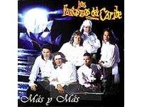 LOS FANTASMAS DEL CARIBE - Mas Y Mas (1994) - Cassette Tape