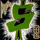 PURE - Greed (1992) - EP CD