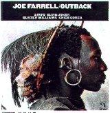 JOE FARRELL - Out Back (1972) - Cassette Tape