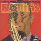 SONNY ROLLINS - The Quartets Featuring Jim Hall  (1990) - Cassette Tape