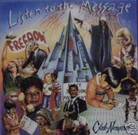 CLUB NOUVEAU - Listen To The Message (1988) - Cassette Tape