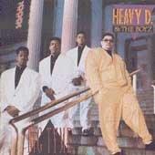 HEAVY D & THE BOYZ - Big Tyme (1989) - Cassette Tape
