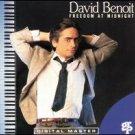 DAVID BENOIT - Freedom At Midnight (1990) - Cassette tape