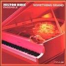 HILTON RUIZ - Something Grand (1987) - Cassette Tape