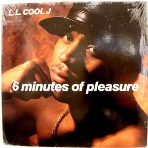 L.L. COOL J - 6 Minutes Of Pleasure - CD Single