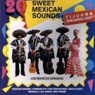 LOS MUSICOS DORADOS - 20 Sweet Mexican Sounds - CD