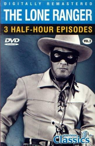THE LONE RANGER VOLUME 2 (1949) - DVD