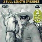 THE LONE RANGER VOLUME 3 (1949) - DVD