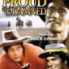 THE PROUD AND THE DAMNED (1972) - DVD