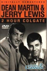 DEAN MARTIN & JERRY LEWIS - 2 Hour Colgate - DVD