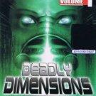 Deadly Dimentions Volume 1  Final Spaceship on Venus / Star Odyessy - DVD