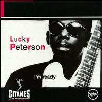 LUCKY PETERSON - I'm Ready (1992) - Cassette Tape