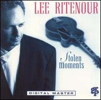 LEE RITENOUR - Stolen Moments (1990) - Cassette Tape