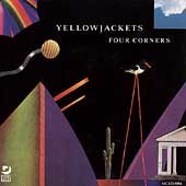 YELLOWJACKETS - Four Corners (1997) - Cassette Tape