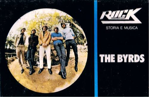THE BYRDS - The Byrds (1983) - Cassette Tape
