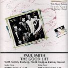PAUL SMITH - The Good Life (1988) - Cassette Tape