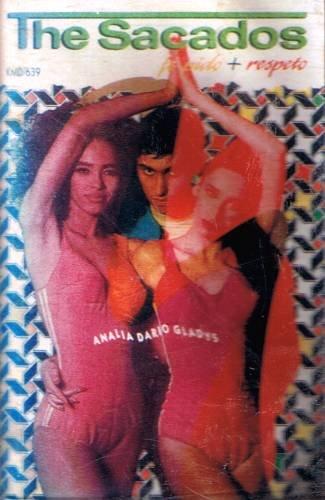 THE SACADOS - Te Pido + Respeto (1990) - Cassette Tape