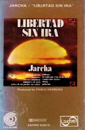 JARACHA / Libertad Sin Ira (1976 - Cassette Tape