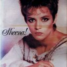 SHEENA EASTON - Sheena! (1987) - Cassette Tape