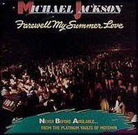MICHAEL JACKSON - Farewell My Summer Love (1984)- Cassette Tape