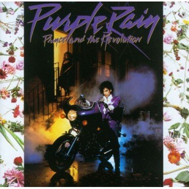 PRINCE AND THE REVOLUTION - Purple Rain (1984) - Cassette tape
