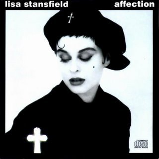 LISA STANSFIELD - Affection (1990) - Cassette Tape