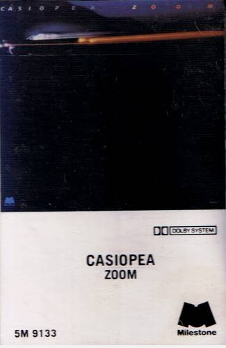CASIOPEA - Zoom (1984) - Cassette Tape