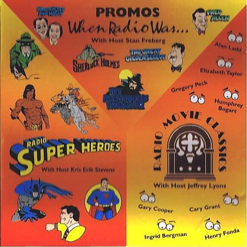 PROMOS - When Radio Was... - Stan Freberg - CD