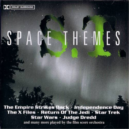 FILM SCORE ORCHESTRA - Space Themes - CD