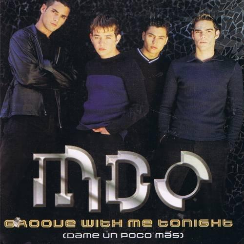 MDO - Dame Un Poco Mas (1999) - CD Single