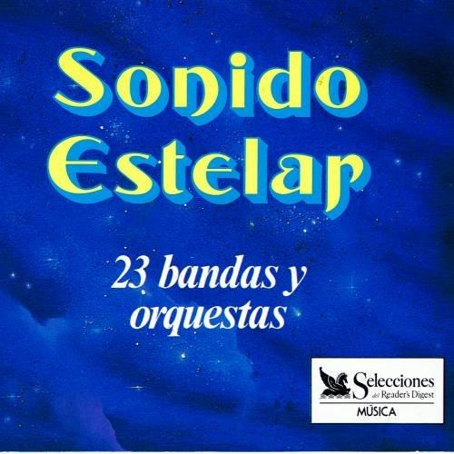 SONIDO ESTELAR - 23 Bandas Y Orquestas - 4 CD Box Set