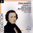 CHOPIN - Piano Favorites -  CD