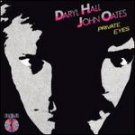 DARYL HALL & JOHN OATES - Private Eyes (1981) - Cassette tape