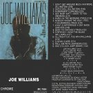 JOE WILLIAMS - Joe Williams - Cassette Tape