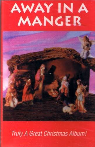 AWAY IN A MANGER - Christmas Cassette Tape