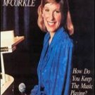 SUSANNAH McCORKLE - How Do You Keep The Music Playing? (1986) - Cassette Tape